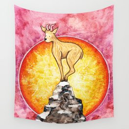 The Year of the Goat Wall Tapestry