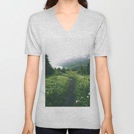 Happy Trails XIX Unisex V-Neck