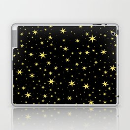 Hufflepuff Chapter Stars Laptop & iPad Skin