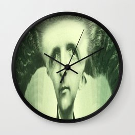 L'argent Or Something Wall Clock