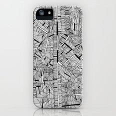 Books Slim Case iPhone (5, 5s)