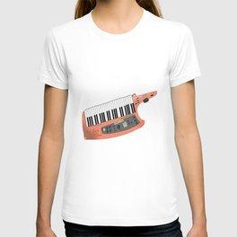 How Cool Can A Keytar Get? T-shirt