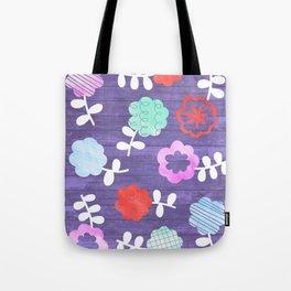 Daisy Dallop Tote Bag