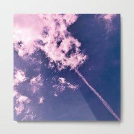 Cloud 02 Metal Print
