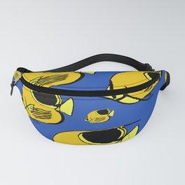 Yellow Sunfish Fanny Pack