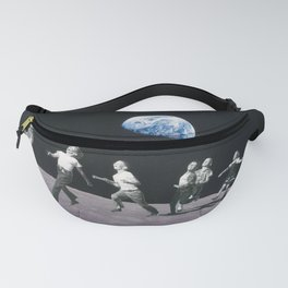Single File Fanny Pack