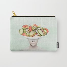 Salad Bowl Carry-All Pouch