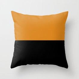 Contemporary Color Block I Throw Pillow
