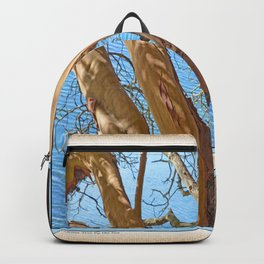 MADRONA TREE BY THE SEA Backpack