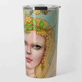 Queen of the Bees Travel Mug