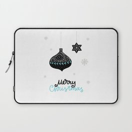 Merry Christmas Laptop Sleeve