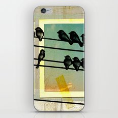 A New Part Of Town iPhone & iPod Skin