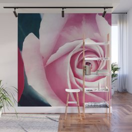 Pink Lady Wall Mural