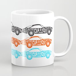 A Fast Sport Car Coffee Mug