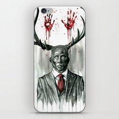 Eat the rude iPhone & iPod Skin
