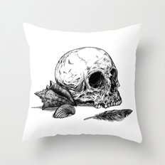 Life Once Lived Throw Pillow