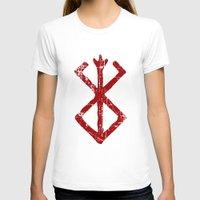 berserk T-shirts featuring berserk by skymerol