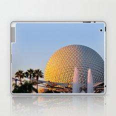 Epcot Ball Laptop & iPad Skin
