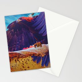 Protecting Water Stationery Cards
