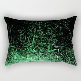 Forgotten Gardens #30 Rectangular Pillow