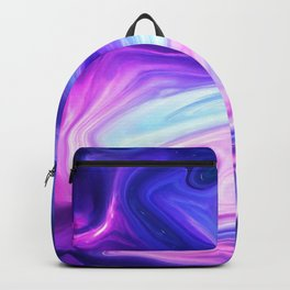 Blue Fight Backpack