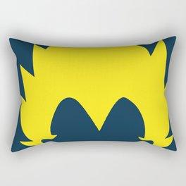 bejita dragon ball Rectangular Pillow