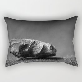 wrapped up fly Rectangular Pillow