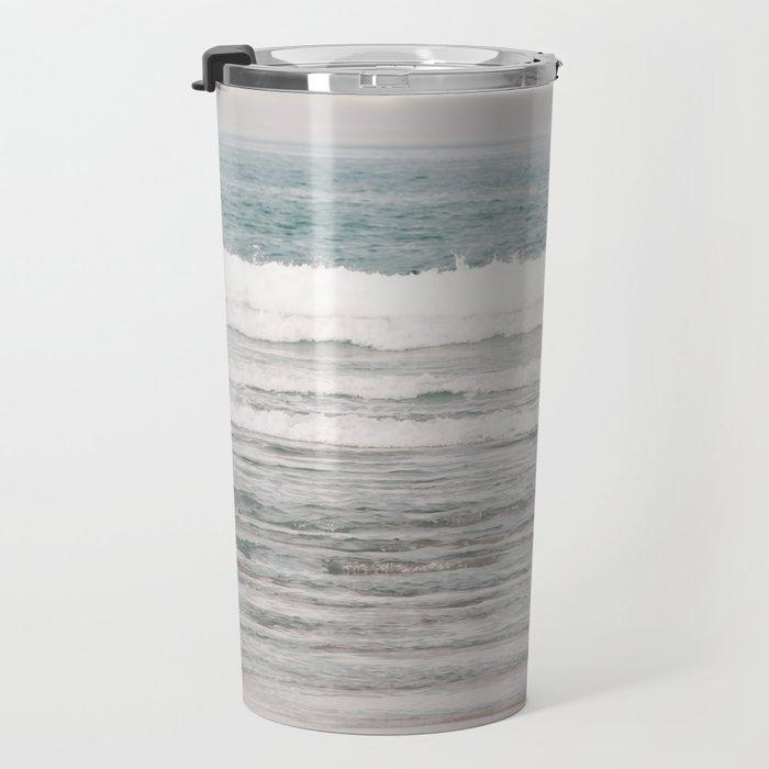 surf love Travel Mug