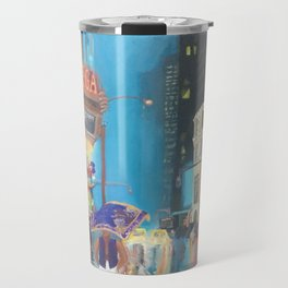 Agrabah, New York Travel Mug
