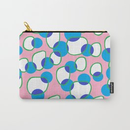PEBBLES ART Carry-All Pouch