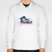 nike Hoodies featuring Nike dunk by istraille