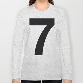 Nº7. Helvetica Posters by empatía® Long Sleeve T-shirt