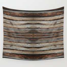 wood 2 Wall Tapestry