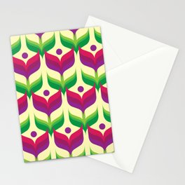 Tulip Garden Stationery Cards