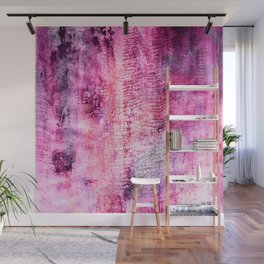 Blueberry icecream Wall Mural