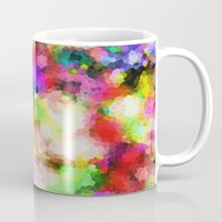 blush Mugs featuring Blush by Glanoramay