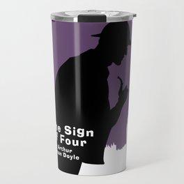 The Sign of Four -Sherlock Holmes Travel Mug