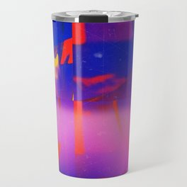 Space Debris Travel Mug