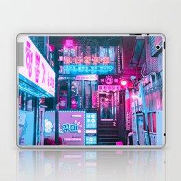 SEOUL NEON LIGHTS Laptop & iPad Skin