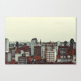Sao Paulo Skyline I Canvas Print