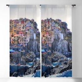 Bella Italia   OPEN WINDOW ART Blackout Curtain