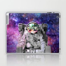 Exploring Space Beauty Laptop & iPad Skin