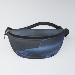 Lost in the Fog Fanny Pack