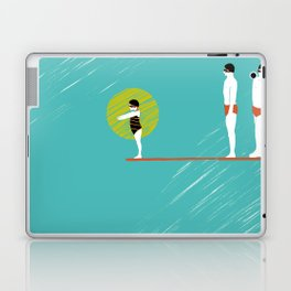 Believing that I can do it and that I am wonderful Laptop & iPad Skin