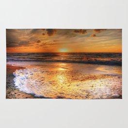 Denmark's Sunset Rug