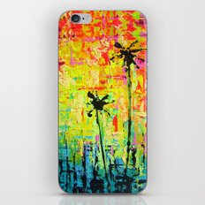 Cali Palms iPhone & iPod Skin