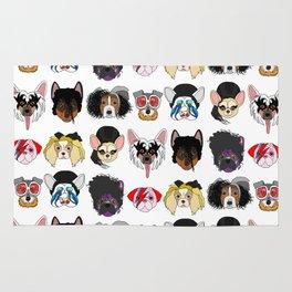 Pop Dogs Rug