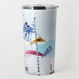 MYKONOS 02 Travel Mug