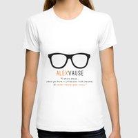 alex vause T-shirts featuring Alex Vause #2 | Connection | OITNB by Sandi Panda