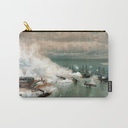 Battle Of Mobile Bay -- Civil War Carry-All Pouch